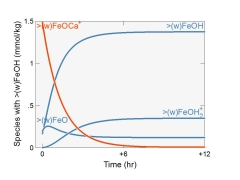 Sorption kinetics